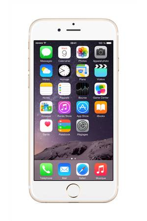 apple iphone 6s 64 go or