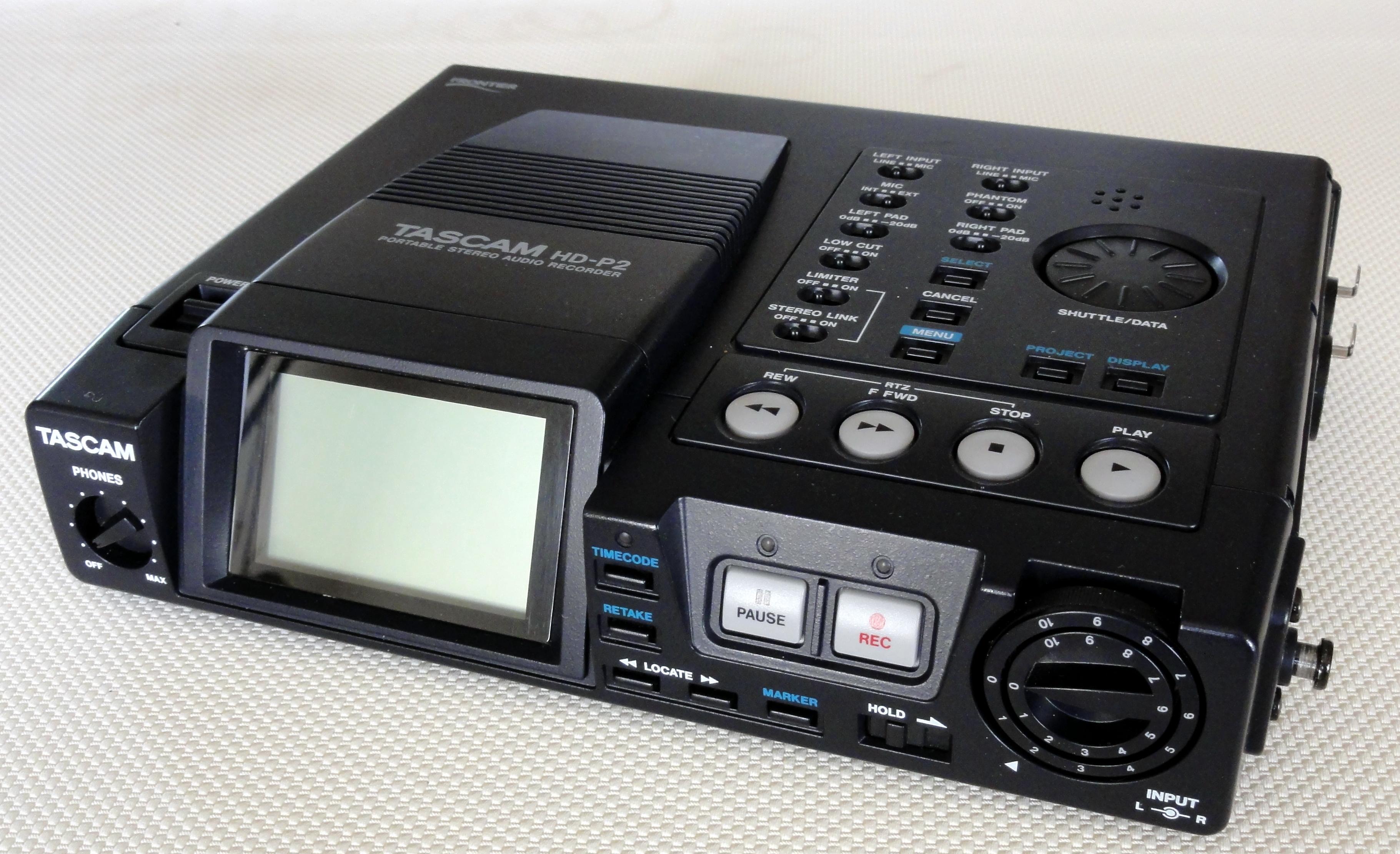 enregistreur numérique
