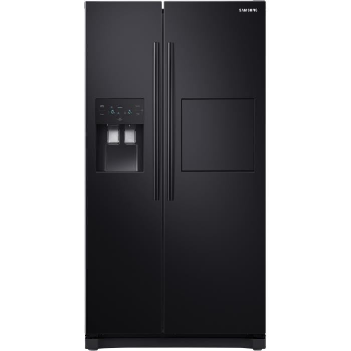 frigo noir