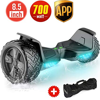 hoverboard bluetooth