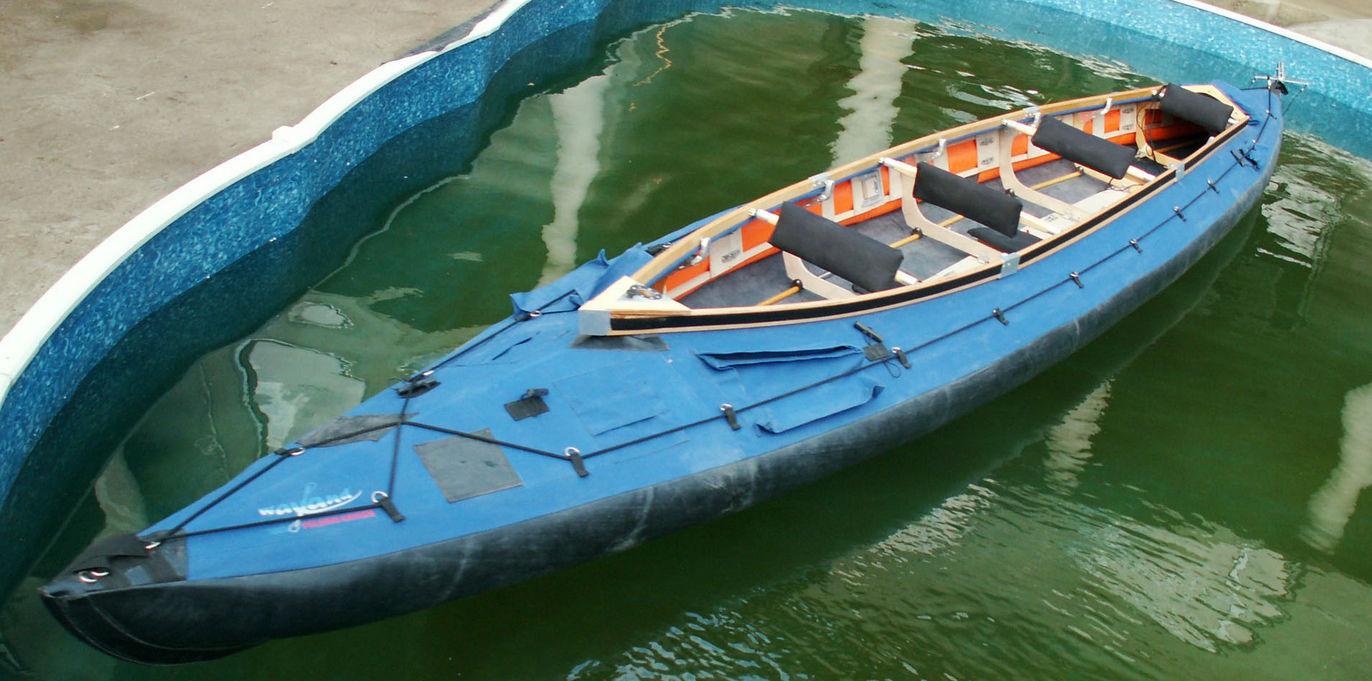 kayak 4 places