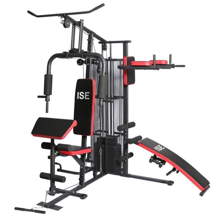 machine de musculation