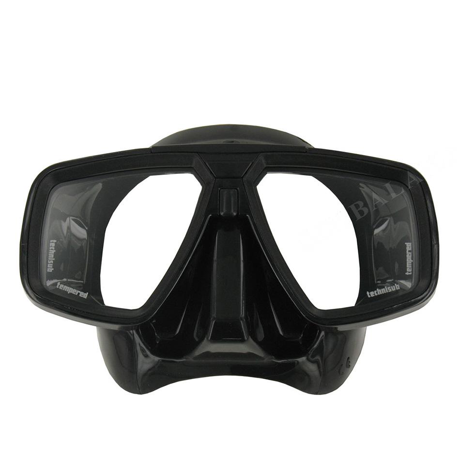 masque plongée