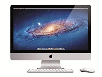 ordinateur de bureau apple
