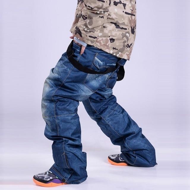 pantalon snowboard homme