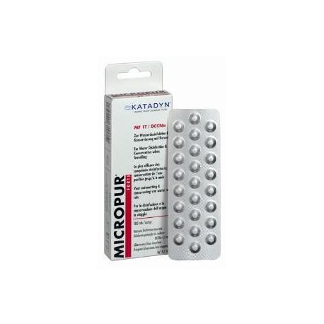 pastille micropur