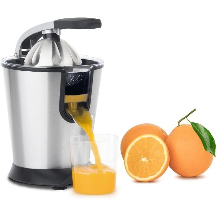 presse orange electrique