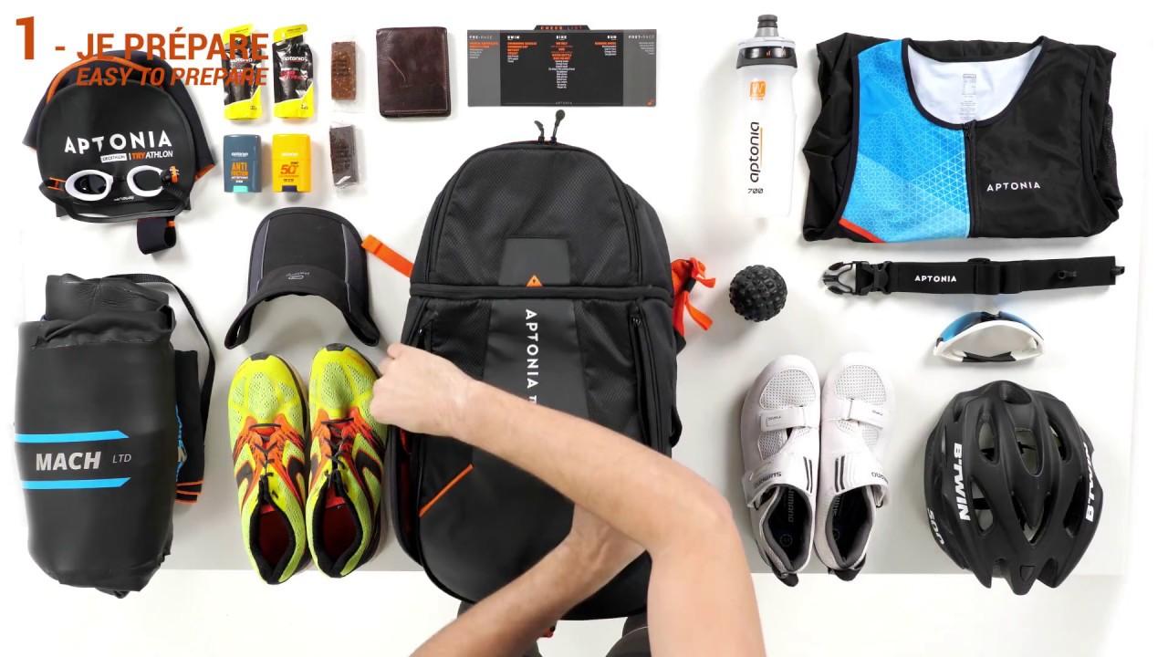 sac de transition triathlon