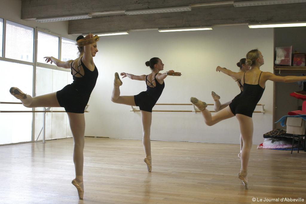 tenue danse modern jazz