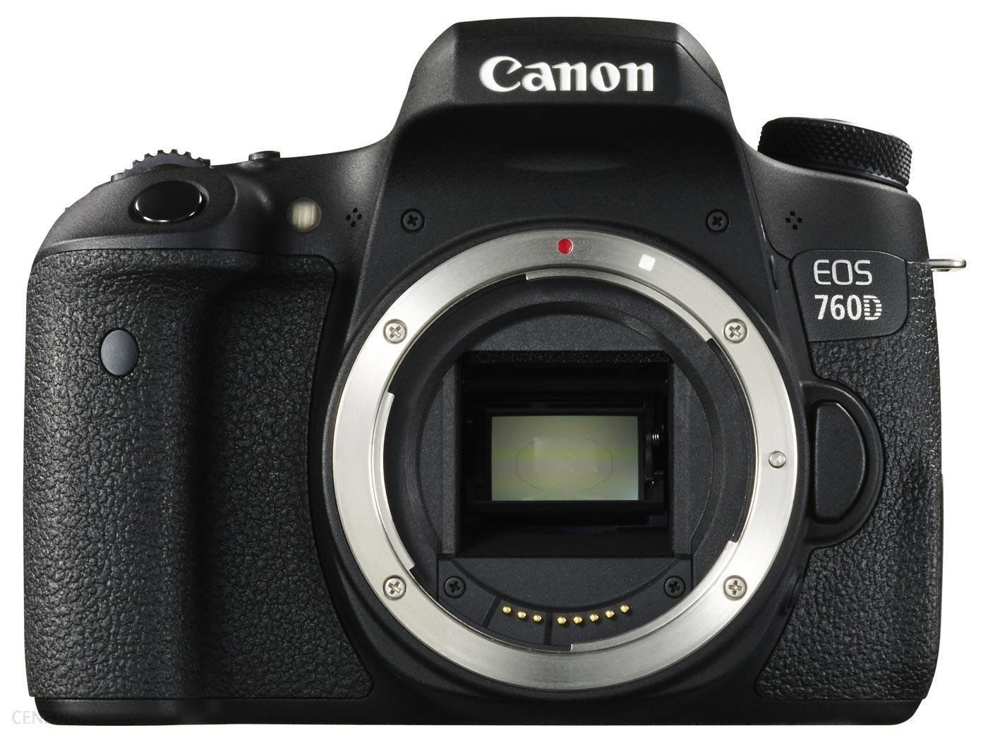 canon eos 760d