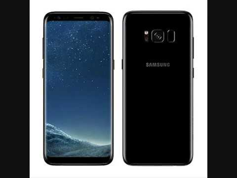 samsung galaxy s8 fiche technique