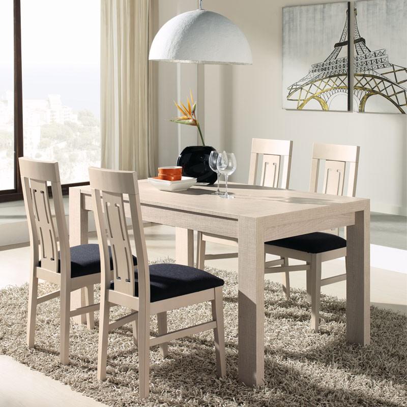 table et chaises salle à manger