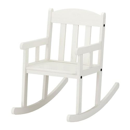 chaise a bascule enfant