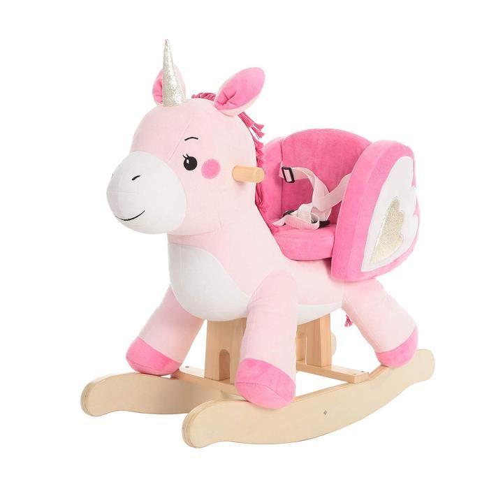 cheval à bascule bebe