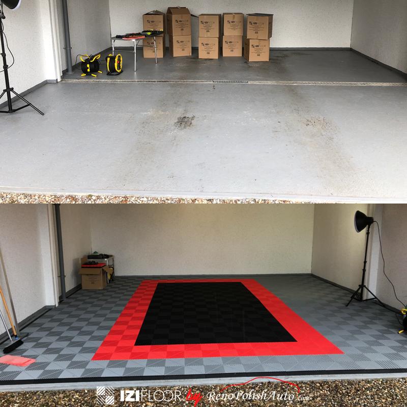 dalle garage
