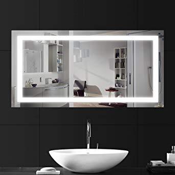 glace salle de bain