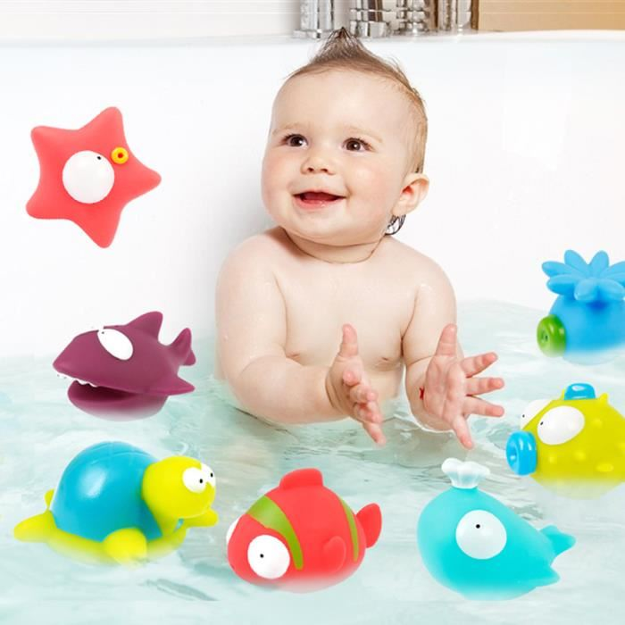 jouet pour le bain bébé