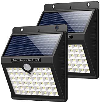 lampe solaire exterieur