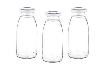 petite bouteille en verre