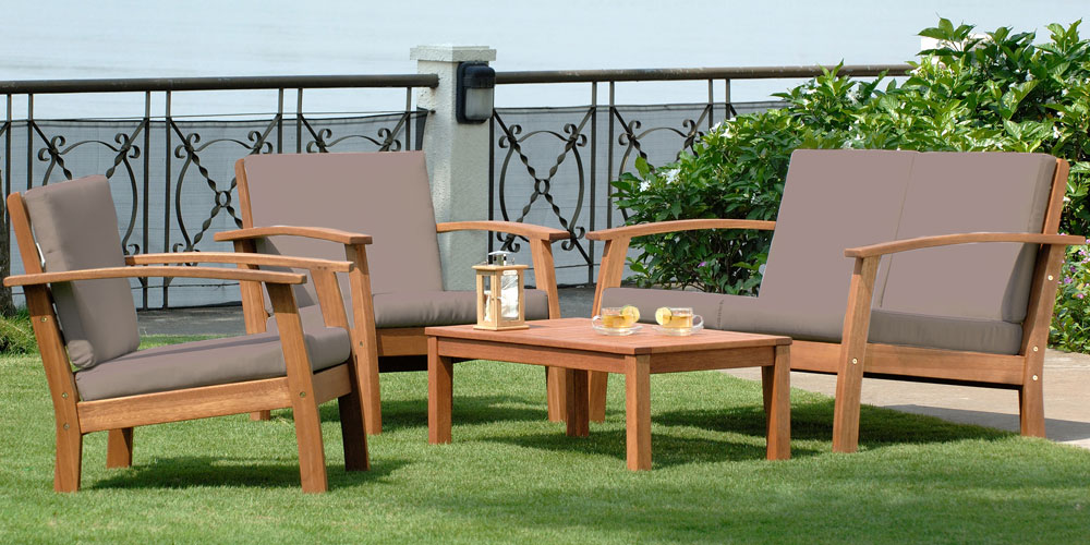▷ Comparatif Salon de jardin en bois 【 Avis et Tests des ...