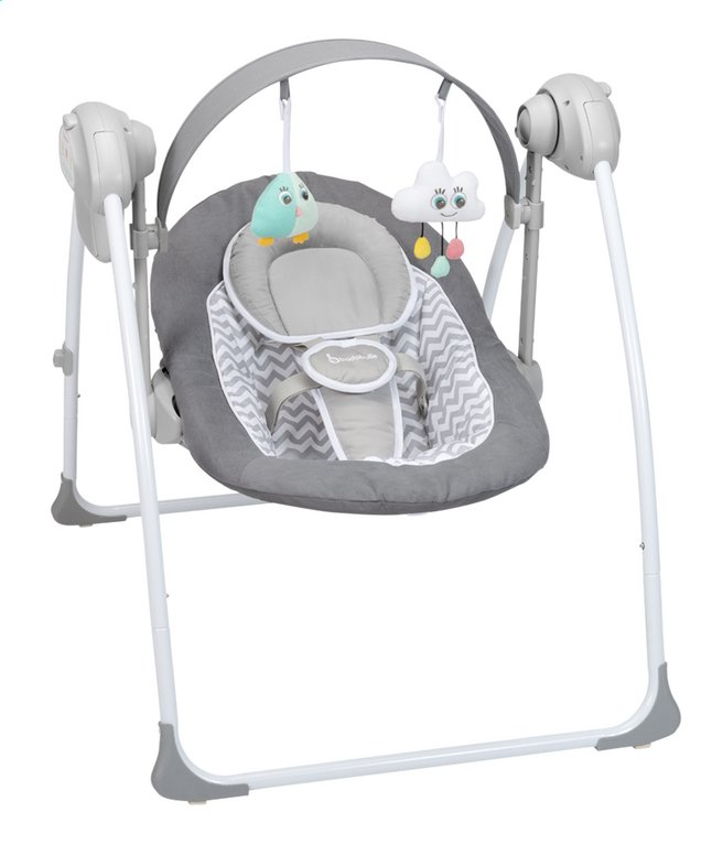 une balancelle pour bébé
